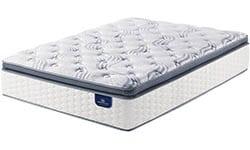 Serta Perfect Sleeper with top 500 Innerspring Mattress