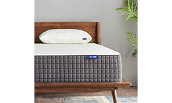 Queen Mattress for heavy people and back pain (12 Inch)