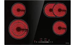 ECOTOUCH Radiant Best 30-inch Electric Cooktop