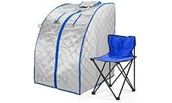 IR Far Ion Portable Indoor Personal Infrared Sauna Spa 3