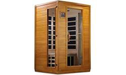 LifeSmart Low EMF Far Infrared Sauna 4