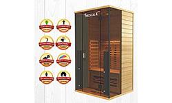 Medical sauna 4 Full Spectrum reviews