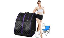 Portable Sauna for Home and Personal Steam