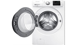 Samsung WF42H5000AW Front-Load Washer