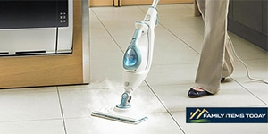 best steam mop for laminate floors